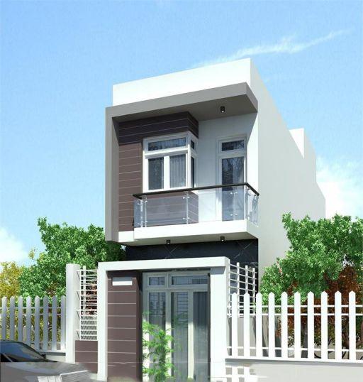 Tuyển chọn những thiết kế nhà 2 tầng đẹp nhất - Mẫu 3