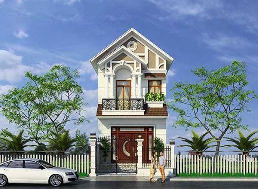 Tuyển chọn những thiết kế nhà 2 tầng đẹp nhất - Mẫu 10