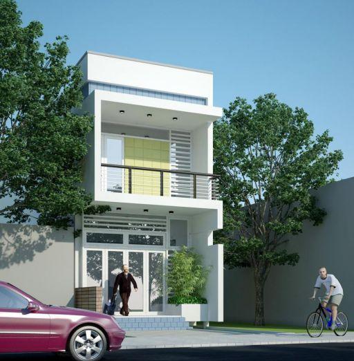 Thiết kế nhà 2 tầng đẹp ở nông thôn chỉ với 300 triệu - Hình 4
