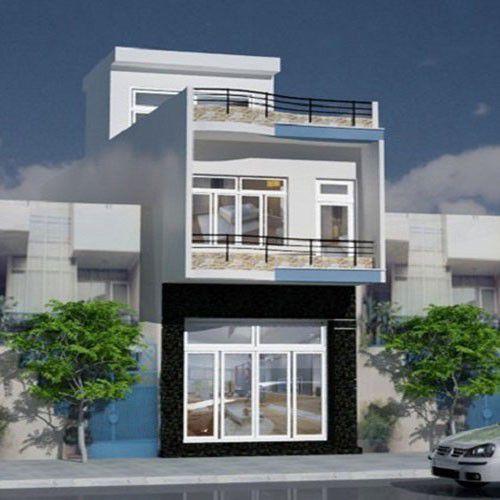 Thiết kế nhà 2 tầng đẹp ở nông thôn chỉ với 300 triệu - Hình 5