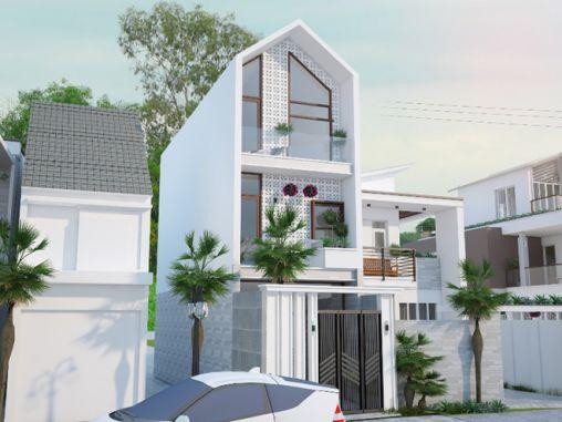Bộ sưu tập những thiết kế nhà 3 tầng đẹp nhất - Mẫu 3