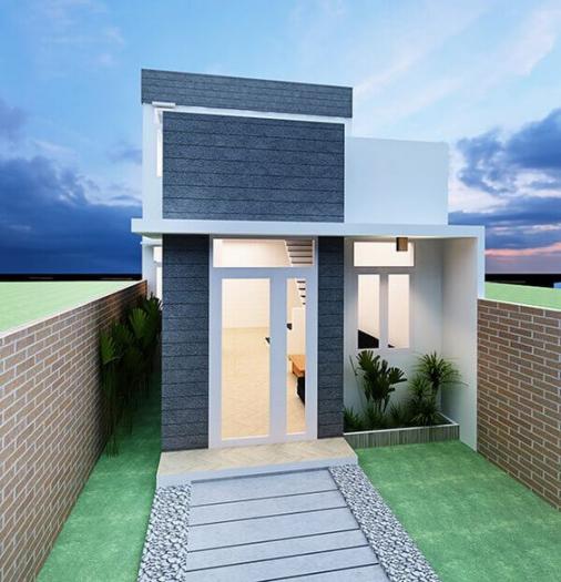 Bạn đang muốn tìm kiếm một kiến trúc nhà cấp 4 có 3 phòng ngủ phù hợp với nhu cầu sinh sống cho cả thành viên trong mái ấm của mình? Thì phối cảnh 3d mặt tiền phía trước ngôi nhà này là sự lựa chọn tuyệt vời. Không những tiện nghi mà nó còn có số tài chính vỏn vẹn 200 triệu.