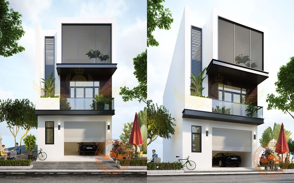 Xu hướng mẫu thiết kế nhà phố đẹp nhất hiện nay