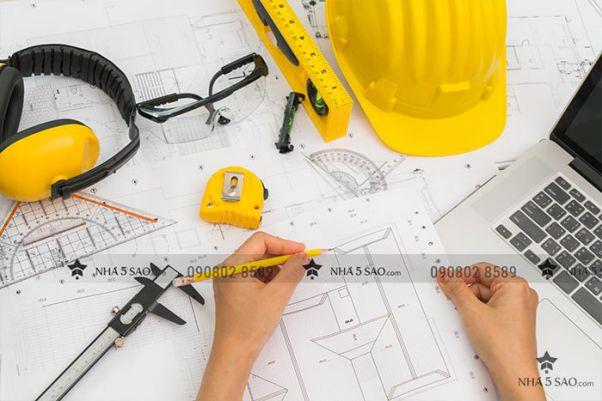 Tư vấn thi công xây nhà 2 tầng 300 triệu đồng