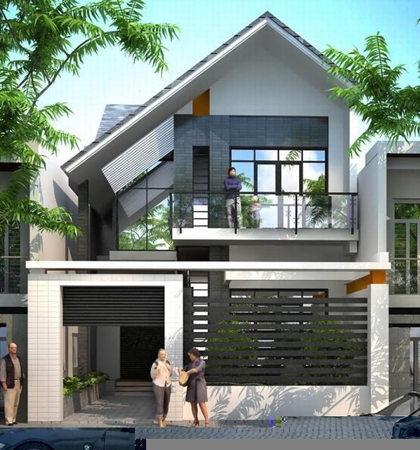 Tham khảo chi phí xây dựng nhà 2 tầng 60m2