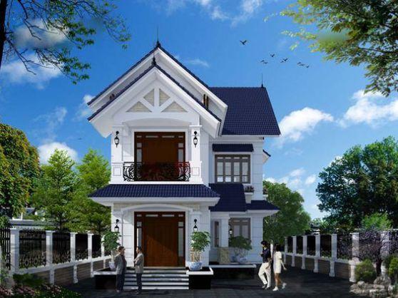Xu hướng thiết kế nhà 2 tầng hình chữ l đẹp nhất hiện nay