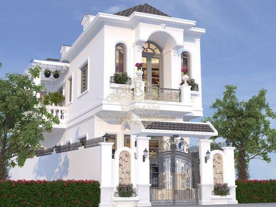 Xu hướng thiết kế nhà 2 tầng phong cách cổ điển đẹp nhất hiện nay