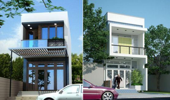 Xu hướng thiết kế nhà 2 tầng 40m2