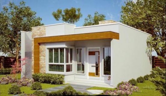 Tiết kiệm chi phí bằng mô hình nhà cấp 4 mái bằng 200 triệu đồng - Hình 2