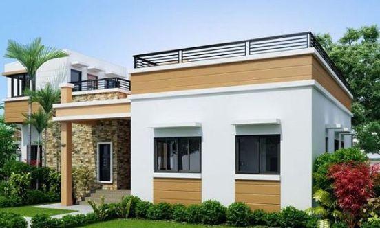 Tiết kiệm chi phí bằng mô hình nhà cấp 4 mái bằng 200 triệu đồng - Hình 3