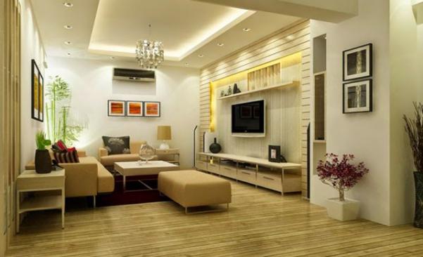 Xu hướng mẫu phòng khách rộng 15m2 đẹp