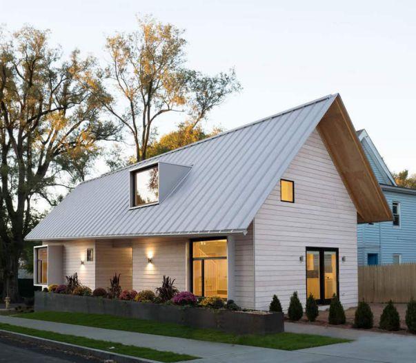 Mẫu thiết kế nhà cấp 4 đẹp 3 phòng ngủ diện tích 7x15m2