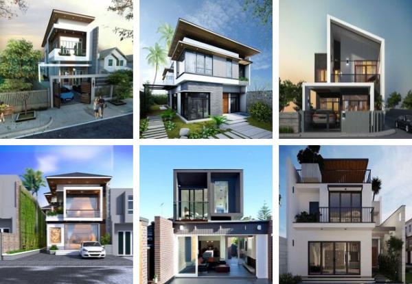 Cách tính chi phí và dự toán xây dựng nhà phố đẹp hiện nay