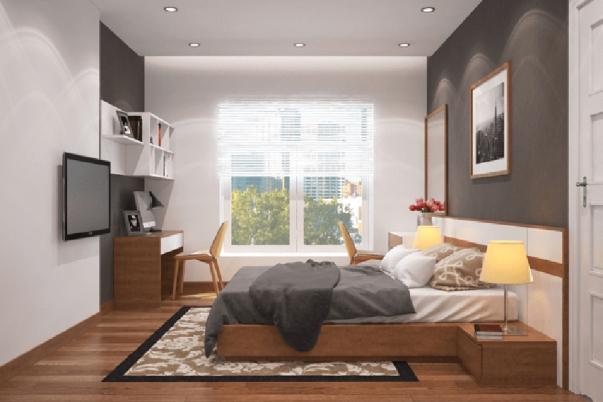 Xu hướng mẫu nội thất phòng ngủ rộng 14m đẹp nhất trong năm nay