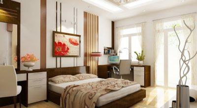 Mẫu thiết kế phòng ngủ rộng 16m đẹp nhất hiện nay