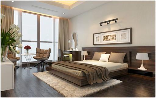 Mẫu thiết kế phòng ngủ rộng 30m đẹp nhất hiện nay