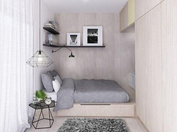 Xu hướng mẫu nội thất phòng ngủ rộng 3m đẹp nhất trong năm nay