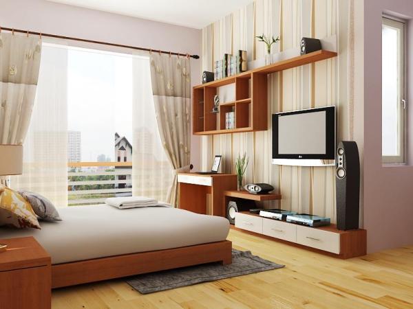 Xu hướng mẫu nội thất phòng ngủ rộng 7m đẹp nhất trong năm nay