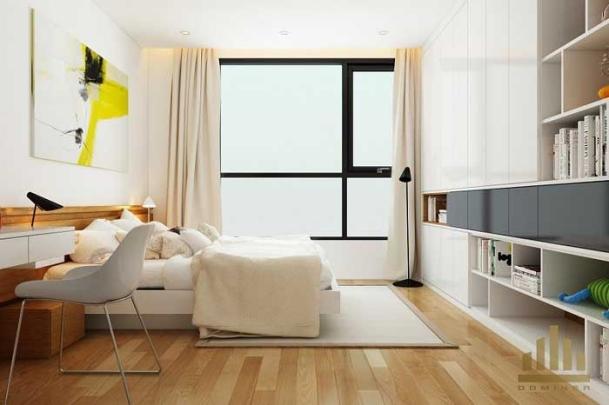 Xu hướng mẫu nội thất phòng ngủ rộng 9m đẹp nhất trong năm nay