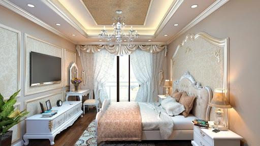 Ngắm nhìn thiết kế phòng ngủ dành cho biệt thự - Hình 1