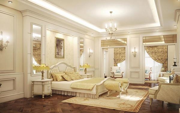 Ngắm nhìn thiết kế phòng ngủ dành cho biệt thự - Hình 2