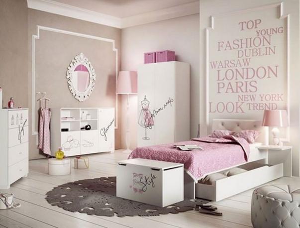 Lựa chọn những mẫu thiết kế phòng ngủ cho bé gái - Hình 2