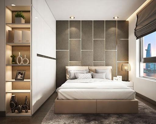 Thiết kế phòng ngủ phong cách hiện đại trong năm - Hình 3