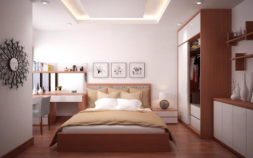 Sưu tầm những thiết kế phòng ngủ dành cho nhà cấp 4 - Hình 2