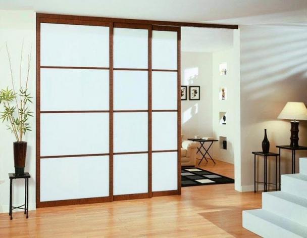 Ấn tượng với mẫu vách ngăn phòng khách bằng nhôm kính - Hình 1
