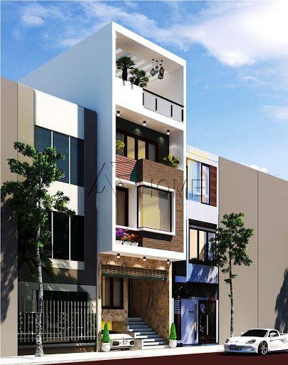 Đánh giá mẫu nhà phố 3 tầng 1 tum đẹp nhất
