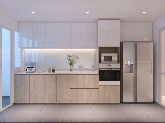 Xu hướng mẫu thiết kế tủ bếp đẹp nhất hiện nay - Hình số 2