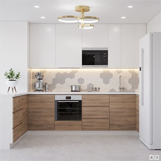 Xu hướng mẫu thiết kế tủ bếp đẹp nhất hiện nay - Hình số 3