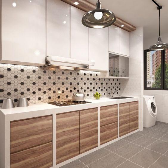Xu hướng mẫu thiết kế tủ bếp đẹp nhất hiện nay - Hình số 4
