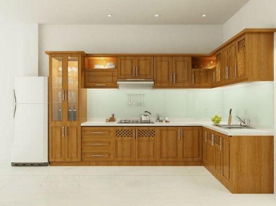 Xu hướng mẫu thiết kế tủ bếp đẹp nhất hiện nay - Hình số 5