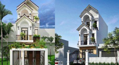 Danh sách 30 mẫu nhà phố mái ngói đẹp nhất hiện nay