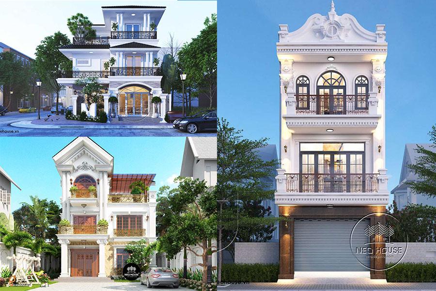 BST các mẫu thiết kế biệt thự mini đẹp đang được đánh giá cao