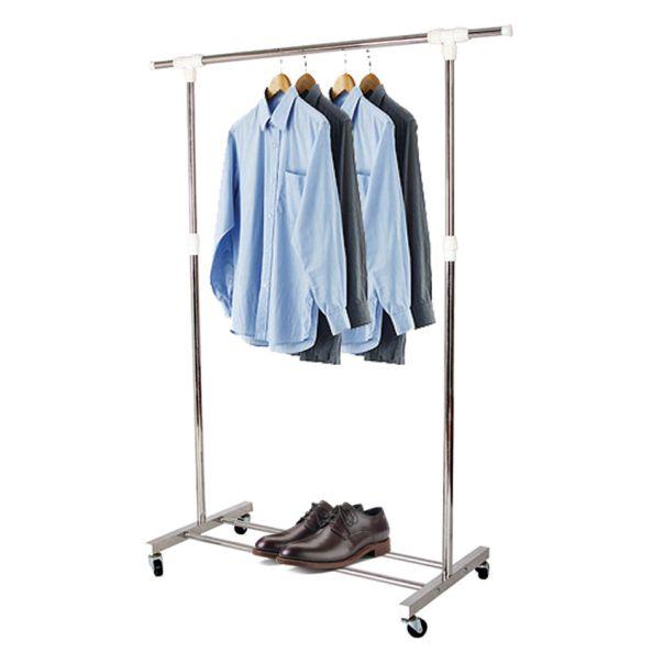Mẫu giá treo quần áo đơn đẹp