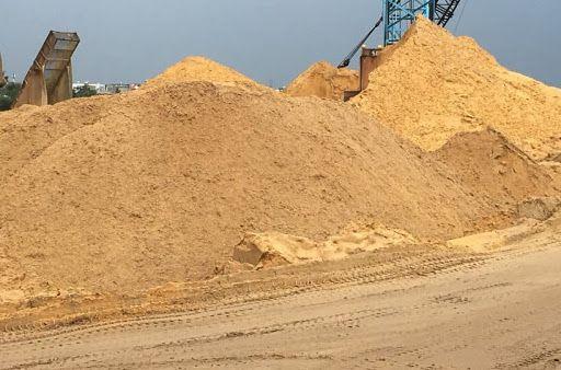 Sơ lượt vật liệu cát đối với công trình xây dựng