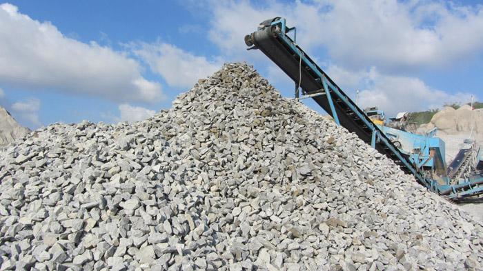 Chi tiết về vật liệu đá đối với công trình xây dựng