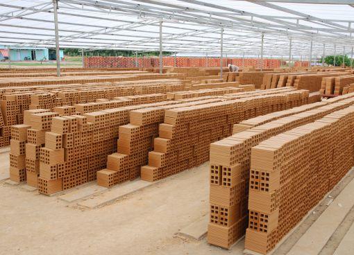 Tìm hiểu về vật liệu gạch đối với công trình xây dựng