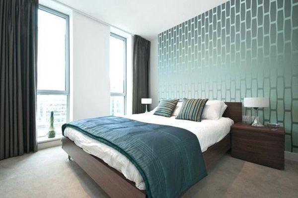 Các mẫu giấy dán tường phòng ngủ đẹp - Hình 3