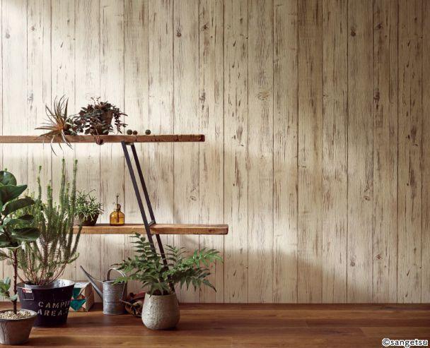 Các mẫu giấy dán tường vân gỗ đẹp ấn tượng nhất