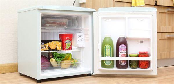 Tủ lạnh mini Doux 50L
