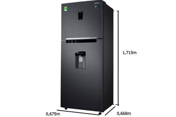 Tủ lạnh 2 cánh Samsung Inverter 360 lít RT35K5982BS/SV