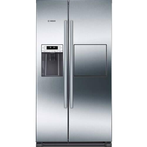 Tủ lạnh side by side Bosch KAG90AI20G Seri 6, dung tích 657L
