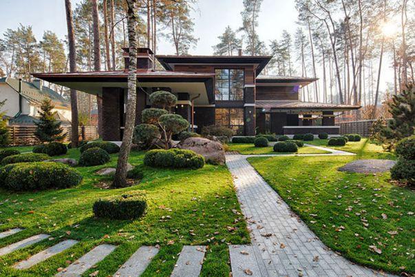 Xu hướng thiết kế nhà vườn cấp 4 mái nhật đẹp
