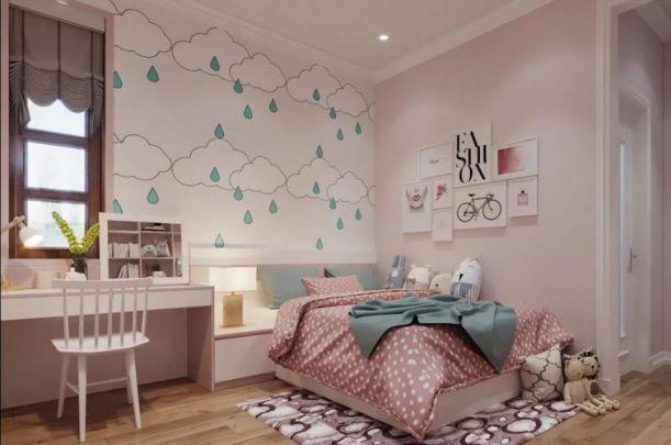 Thiết kế nội thất phòng ngủ cho nữ đẹp mê ly - Hình 4