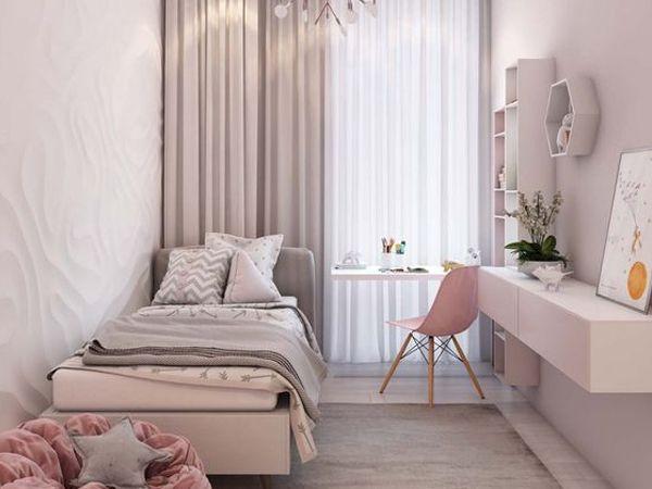 Thiết kế nội thất phòng ngủ cho nữ đẹp mê ly - Hình 5