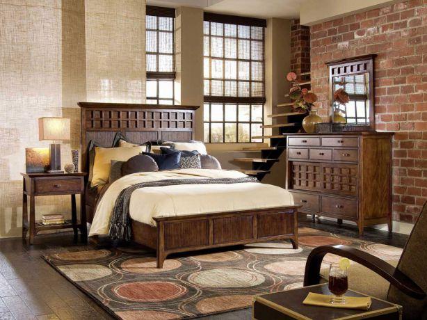 Thiết kế nội thất phòng ngủ vintage đẹp trong năm - Ảnh 1