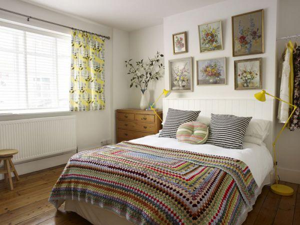 Thiết kế nội thất phòng ngủ vintage đẹp trong năm - Ảnh 3
